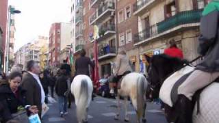 preview picture of video 'FESTA de SANT MEDIR 2011 a SANTS.wmv'