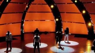 SYTYCD 7/6/11 Top 7 Guys Routine