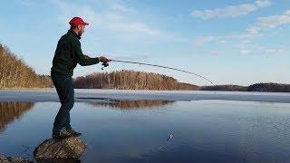 Недорогая рыбалка в ленинградской области на карельском перешейке