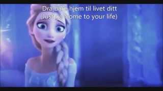 First Time In Forever Reprise - Norwegian   - YouTube