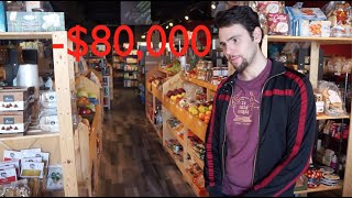 How Much money do Convenience store owners Make?
