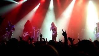Arch Enemy Live @ De Melkweg - Enter The Machine & Intermezzo Liberte & Dead Bury Their Dead