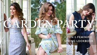 Garden Party: A Spring Lookbook