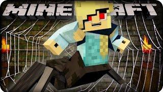 Minecraft Mods - SPIDER QUEEN / KING - Make your own Spider Army! -   ( Spiderqueen Mod Showcase)