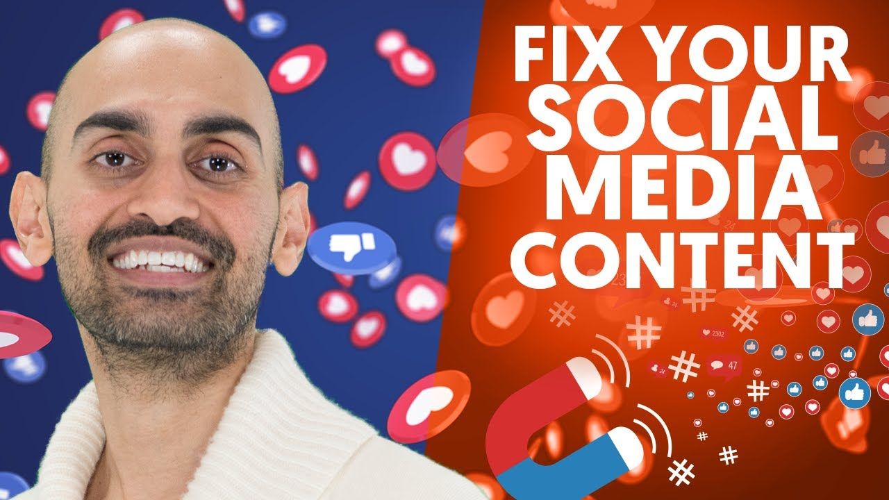 Why Your Social Media Content Is Garbage and How to Fix It!