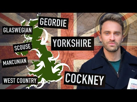 Can You Identify All 20 of These British Accents?