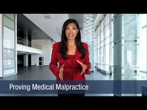Proving Medical Malpractice