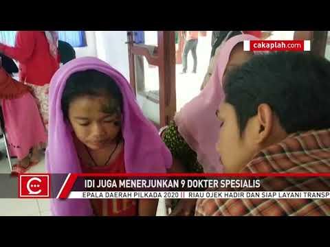 IDI: Bantuan Banjir Sebaiknya Jangan Mi Instan