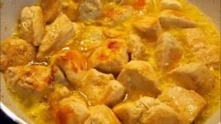 Συνταγη Φιλετο κοτοπουλο τηγανια με μουσταρδα
