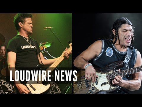 Jason Newsted Offers Opinion of Current Metallica Bassist Robert Trujillo