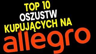 TOP 10 Oszustw Kupujących Na Allegro i OLX – Analogowy Vlog Plociuch Analiza Ator Sklep Pieniądze PL