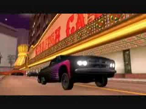 GTA San Andreas Trailer