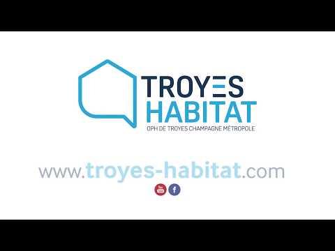 Troyes Habitat change de logo !