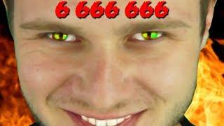НАСТОЯЩАЯ ФАМИЛИЯ ФРОСТА - 6 666 666 подписчиков