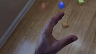 ARKit / Manomotion - Test Hand input - Самые лучшие видео