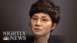 North Korean Ex-Spy Kim Hyon-Hui Speaks Out | NBC Nightly News
