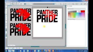 How To Make A Knockout Design (Vynil And Decal Stickers)   Silhouette Studio