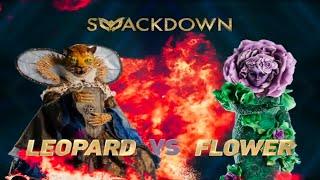 The Masked Singer SmackDown Leopard VS Flower | Season 2 Episode 8