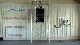 Download Youtube: Andamio Telescópico - JPC Estructuras
