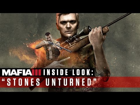 Mafia 3 — Stones Unturned (Незаконченные Дела)