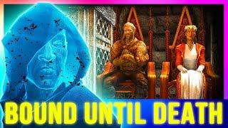 Skyrim - Secret Weapon & SPECTRAL ASSASSIN Follower Location Guide– Bound Until Death Walkthrough