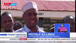 Ethiopia militia cross the border, kill five Kenyans in Moyale