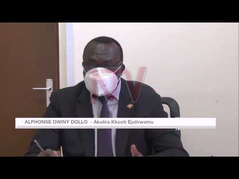 OKWONGERA EBIFO EBIKIIKIRIRWA: Akola nga Ssaabalamuzi alabudde ku nnamba y'abalamuzi