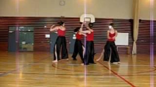 Bac danse 2008 (répète)