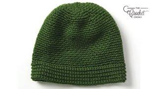 Crochet Easy Street Hat Pattern
