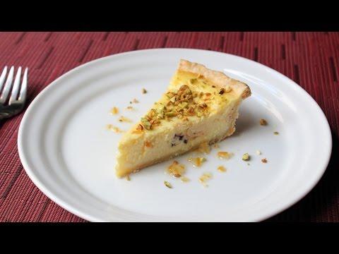 Ricotta Pie Recipe – How to Make Ricotta Cheesecake