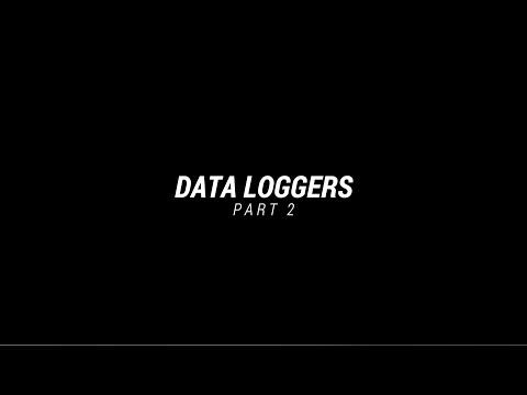PART 2 DATA LOGGERS