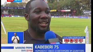 Homeboyz takes Strathmore in quarters, Kibeberi 7s