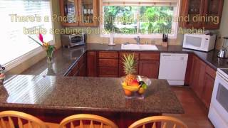 preview picture of video 'Hideaway Cove's Big Kahuna 5 bedroom 4 bath air conditioned vacation rental in Poipu, Kauai'