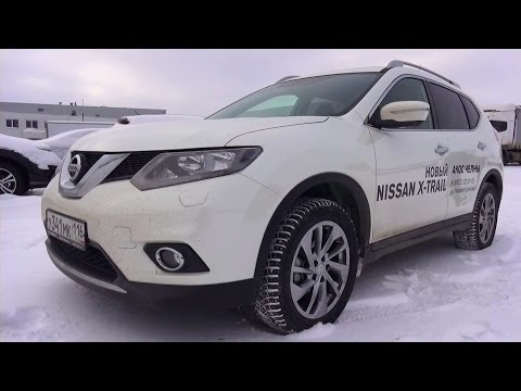 2015 Nissan X-Trail (T32). Start Up, Engine, and In Depth Tour.