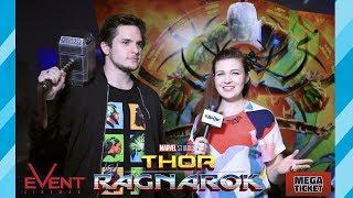 Thor: Ragnarok Megaticket