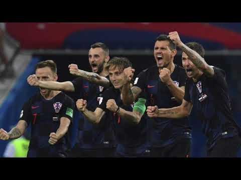 Así se jugarán las semifinales de Rusia 2018