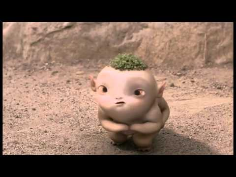 Video Lucu Baby Monster Hunt