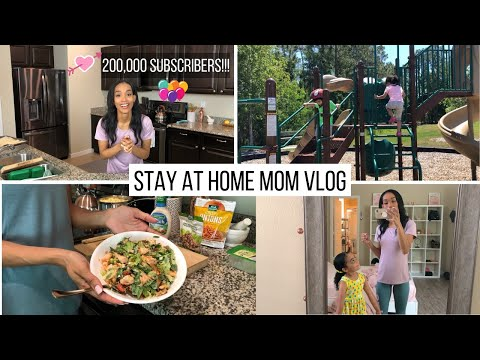 STAY AT HOME MOM VLOG // MY YOUTUBE JOURNEY // WHAT'S NEW + UPDATES!! // Jessica Tull
