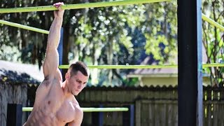 Advanced explosive core and chest routine by Corey Hall