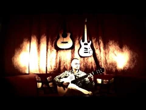 The Bed's Too Big Without You (The Police cover for solo acoustic guitar) by Oskar van Danzig