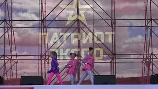 Малявка  Милана Гогунская и Детский состав Театр Танца Анны Кузнецовой Art Dance Club