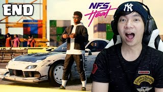 Quest Terakhir kita , Nge DRIFT - Need For Speed: Heat Indonesia - Part 10