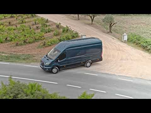 Ford Transit Van Фургон класса M - рекламное видео 5