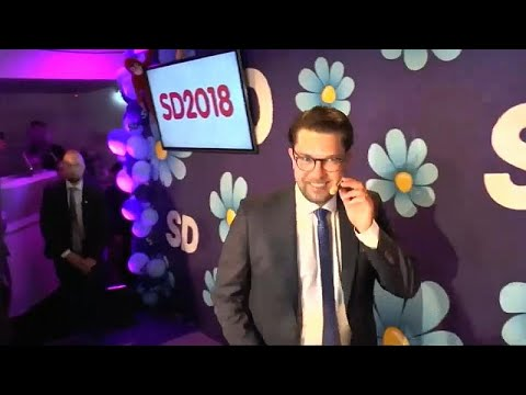 Σουηδία: Πολιτική αβεβαιότητα την επομένη των εκλογών