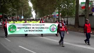 preview picture of video 'Raduno degli Alpini a Monza 2014_1°parte'