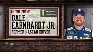Dale Earnhardt Jr. Opens Up to Dan Patrick about His Father & More in a Revealing Interview