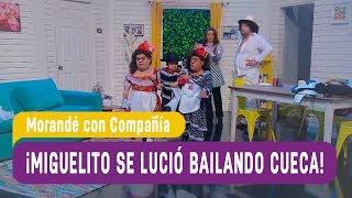 ¡Miguelito se lució bailando cueca! - Morandé con Compañía 2018