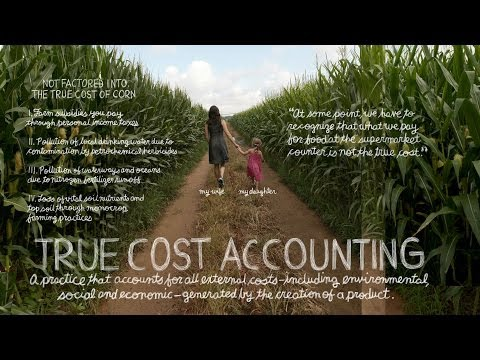 True Cost Accounting   The Lexicon of Sustainability   PBS Food