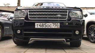 Как можно отказаться от халявного Range Rover