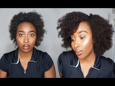 LET'S FAKE NATURAL HAIR GROWTH TOGETHER !